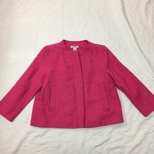 Liz Claiborne Pink Suit Jacket